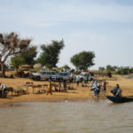 アフリカの旅へ