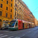 【ローマ旅行】ローマ市内のバス・トラム・メトロの使い方